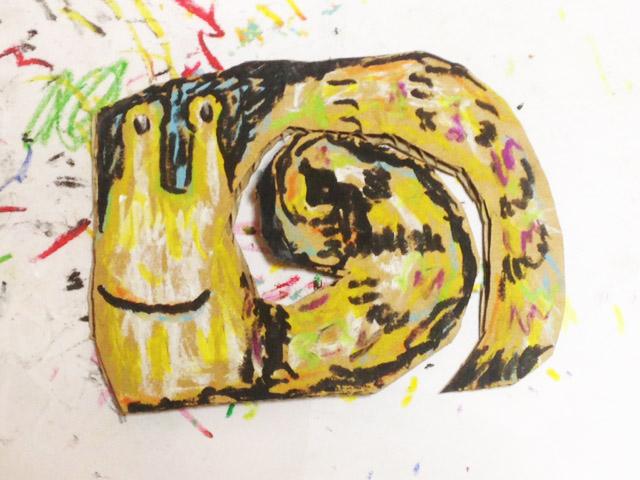 cardboard-snail1