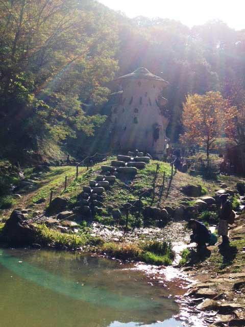 あけぼの子どもの森公園ムーミン谷公園「日差しの気持ちいい公園」