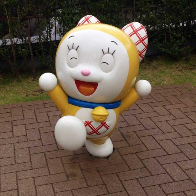 川崎市 藤子・F・不二雄ミュージアム「ドラミちゃん」