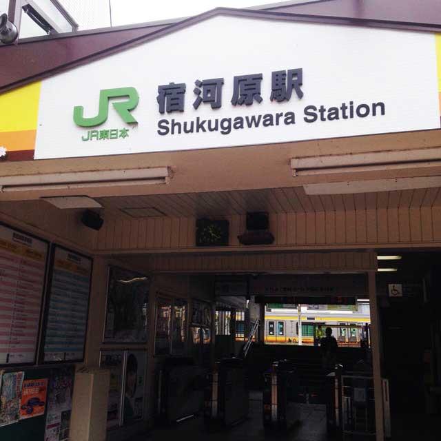 川崎市 藤子・F・不二雄ミュージアム「宿河原駅」