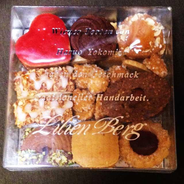 リリエンベルグ「焼菓子クッキー」