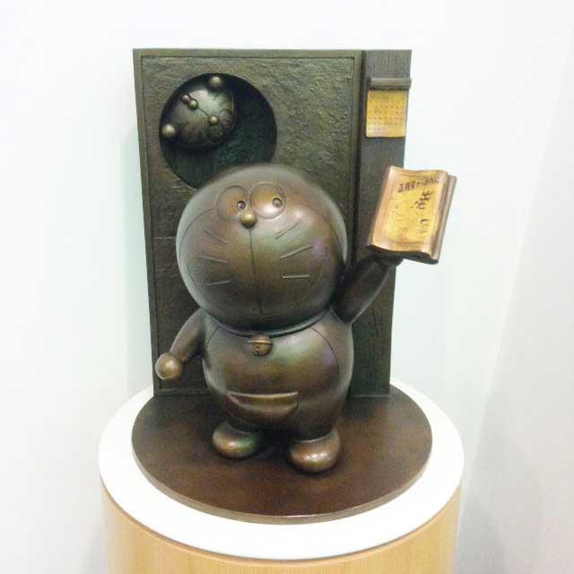 高岡市・藤子F不二雄ふるさとギャラリー「初期ドラえもん」