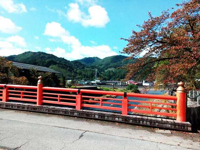 飛騨古川・高山へ行く「飛騨古川の町並み」