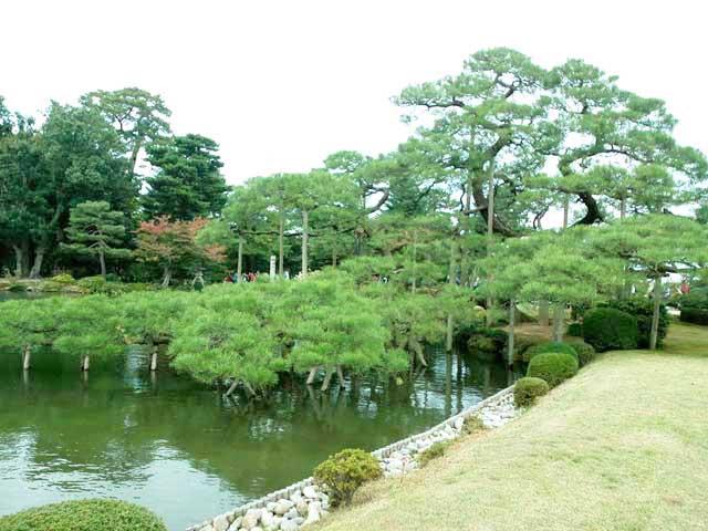 金沢・兼六園、ひがし茶屋街へ行く「兼六園散策」