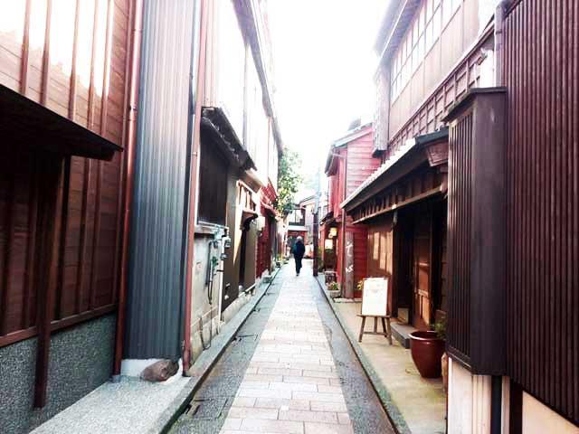 金沢・兼六園、ひがし茶屋街へ行く「ひがし茶屋街散策」