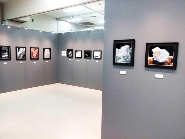 東京ミネラルショー2017へ行く「鉱物写真」