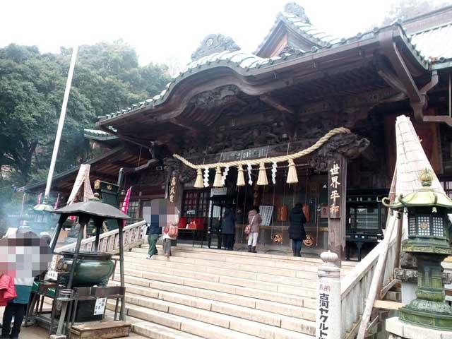 高尾山と599「薬王院」