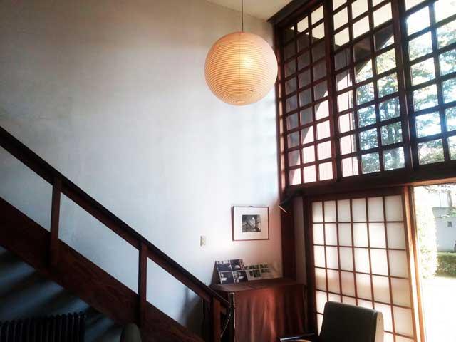 江戸東京たてもの園へ行く2018「モダンな室内」