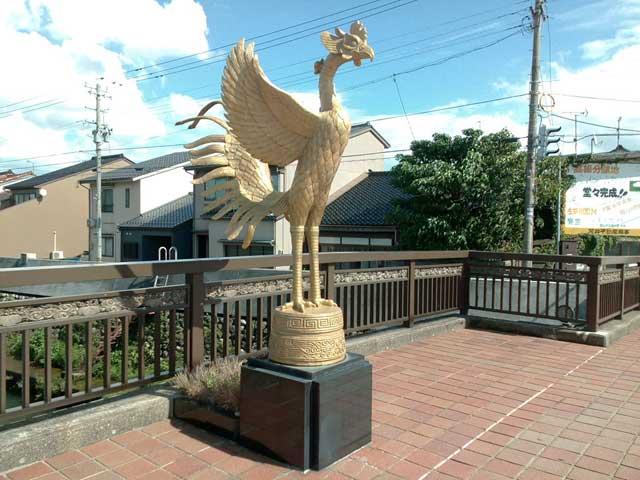 富山・高岡を散策する「鳳凰」
