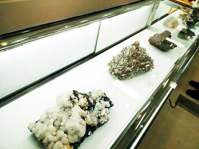 東京ミネラルショー2018へ行く「色々な鉱物」