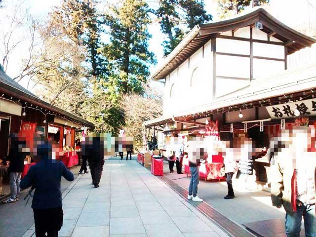 高尾山へ行く2019「薬王院」