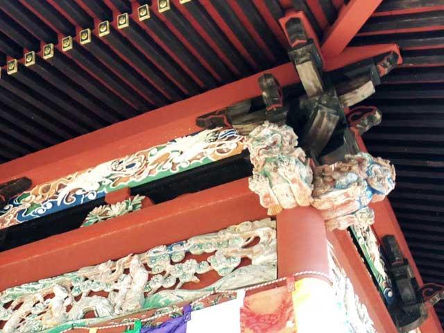 高尾山へ行く2019「装飾」