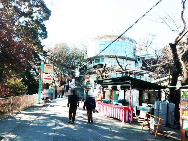高尾山へ行く2019「展望台」