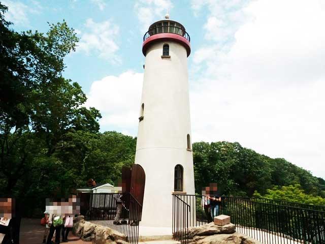 ムーミンバレーパークへ行く「灯台」