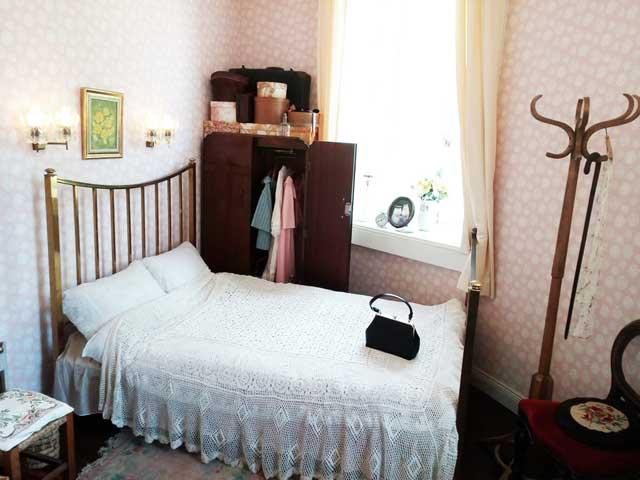 ムーミンバレーパークへ行く「ムーミンパパとママの部屋」