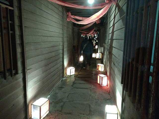 秩父夜祭へ行く2019「絹市」